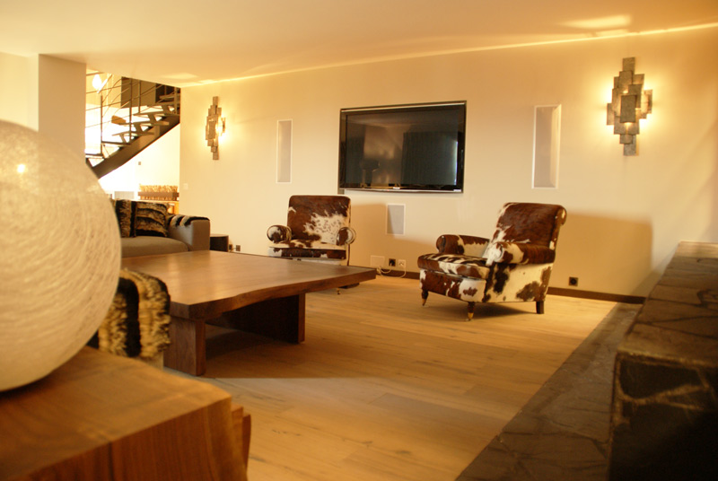Good Amenagement Cuisine Studio Montagne #2: Salon-chalet-ameublement.jpg